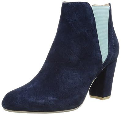 Shoe the Bear Hannah S, Bottes Classiques Femme, Multicolore (171 Navy), 40 EU
