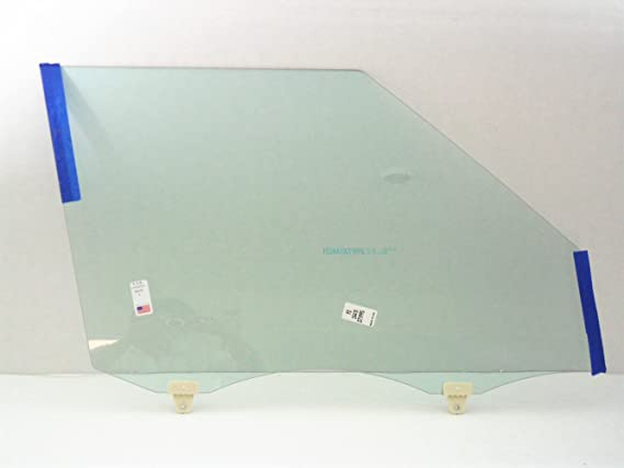 NAGD Passenger//Right Side Rear Door Window Glass Replacement for Kia Soul 4 Door Hatchback 2010-2013