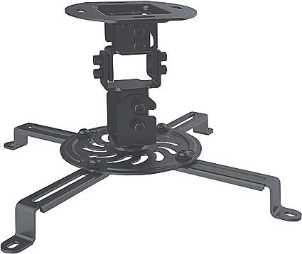 Manhattan 461184 Montaje para Projector Techo Negro: Amazon.es ...