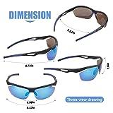 M-Better Polarized Sports Sunglasses, 100% UV