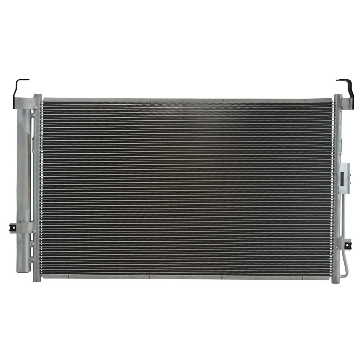AC Condenser A//C Air Conditioning with Receiver Drier for Kia Hyundai Truck SUV