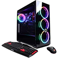 CyberpowerPC Gamer Xtreme VR Gaming Desktop with Intel Hex Core i5-9400F / 8GB / 1TB HDD & 240GB SSD / Win 10 / 6GB Video