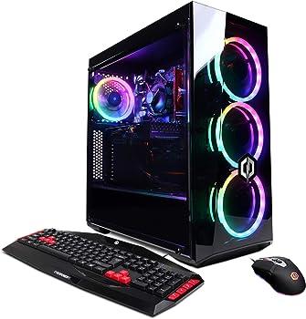 CyberpowerPC Xtreme VR Gaming Desktop (Hex i5/8GB/1TB & 240GB SSD)