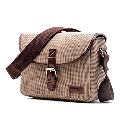 HNAKET DSLR Camera Laptop Messenger Bag para Hombres, maletín ...