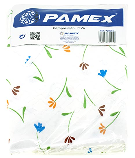 PAMEX - Funda de Lavadora de Carga Superior - 50x60x87 (Flores ...