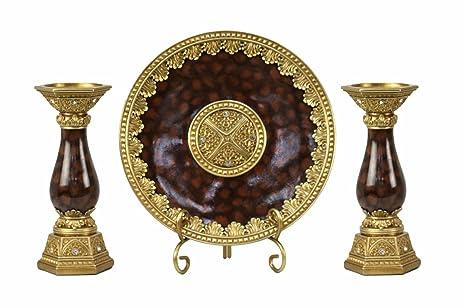 Amazon.com: D lusso Designs Home Decor Accent Paoletta ...