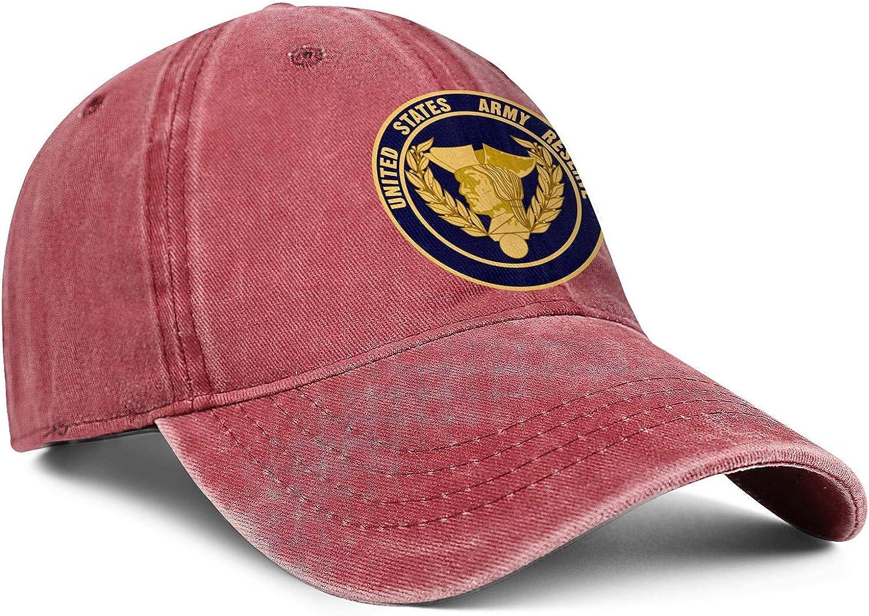 Camping Baseball Hat Unisex ManClassic Denim Dad Hat Unconstructed United-States-Coast-Guard-Air-Stations
