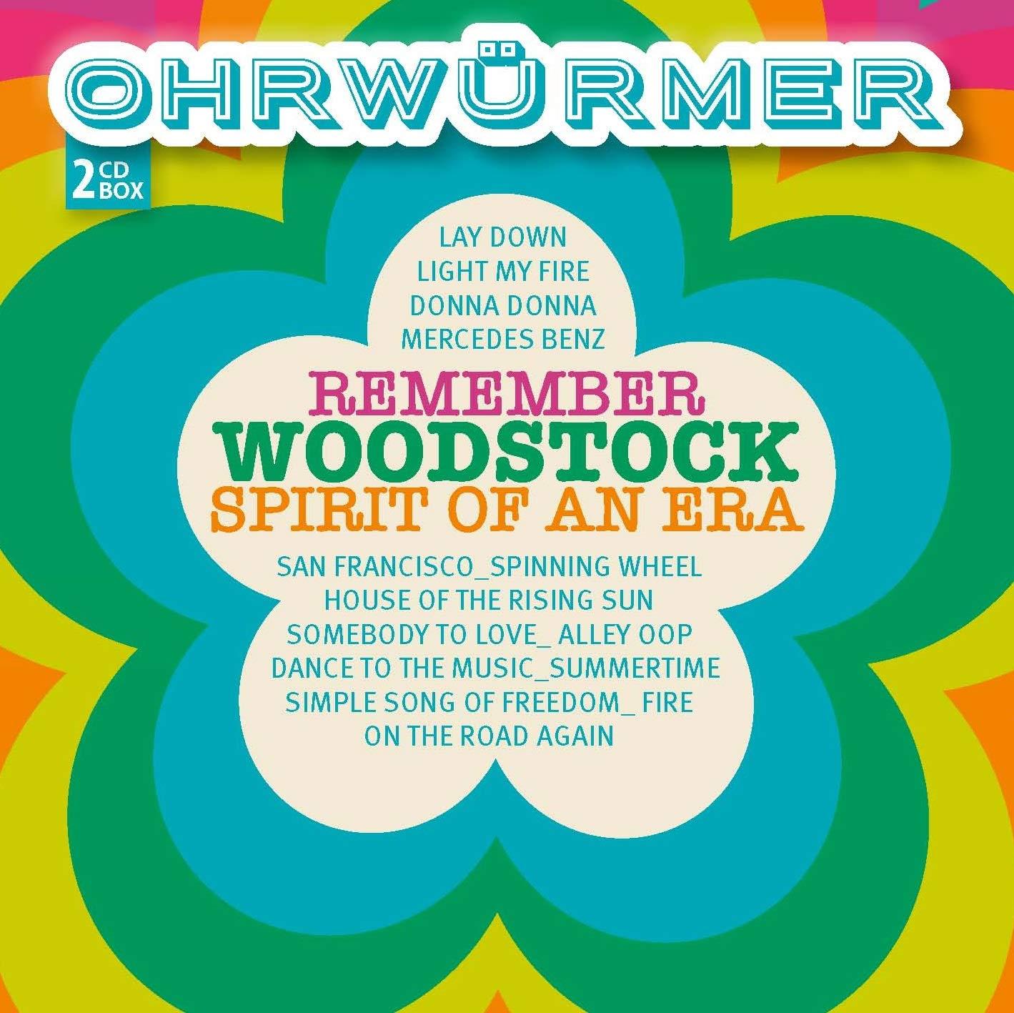 Ohrwürmer - Remember Woodstock : Spirit Of An Era: Canned Heat ...