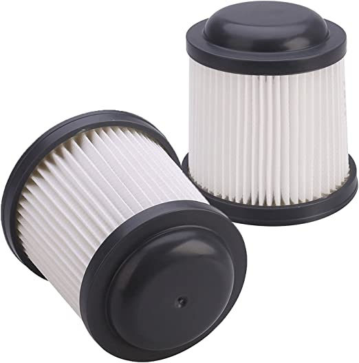 First4spares Premium Filtro plisado de repuesto para Black & Decker Pivot Vac aspiradora – , 2 unidades: Amazon.es: Hogar
