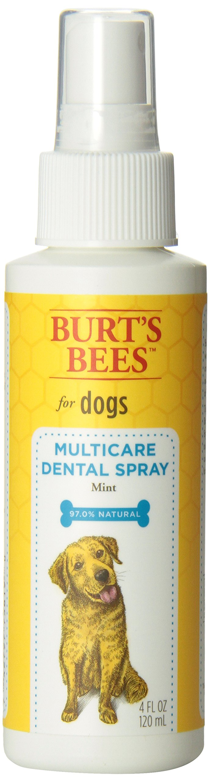 Burt's Bees for Dogs Multicare Dental Spray, 4 oz.