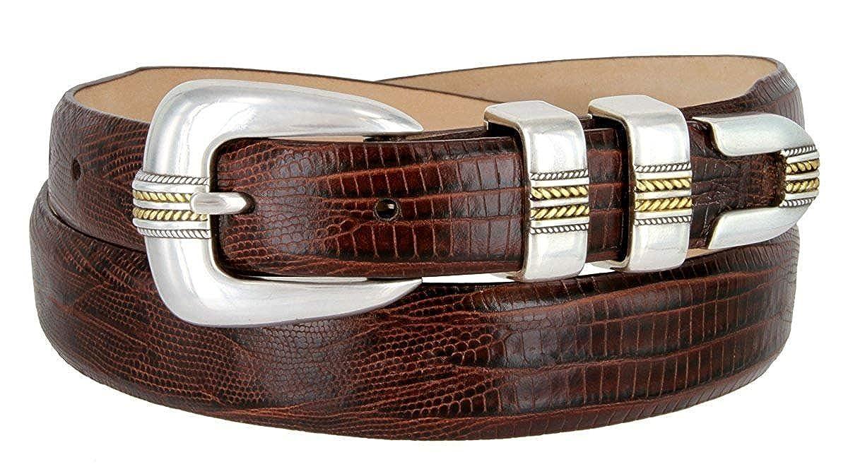 Ceinture Homme Norris Gold Cuir Italien 30mm Boucle Finition Or   Argent   Amazon.fr  Vêtements et accessoires 0358a052ef4