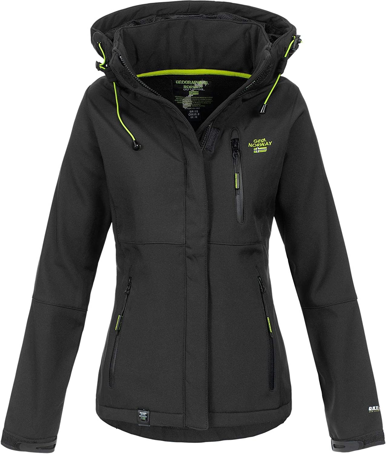 Geographical Norway Chaqueta para Mujer