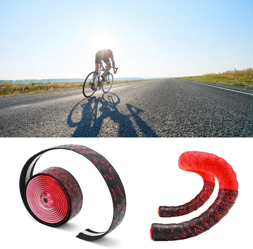 Bicycle Bike Cork Handlebar Wrap Tapes Cycling Bandage Belt Grips Durable Pads
