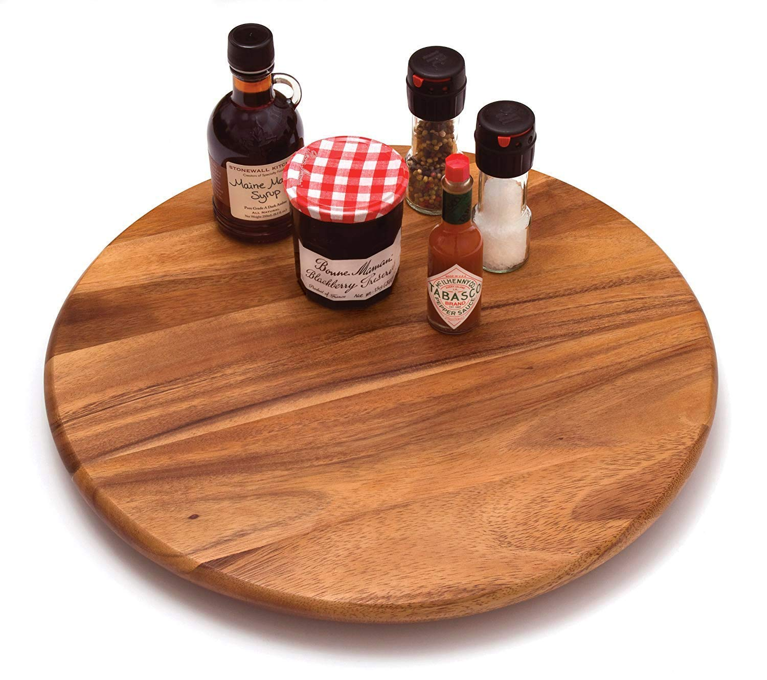 Lazy Susan Gift for Bride Personalized Gifts Gift for Wife Thoughtful Gifts Custom Wedding Gift Engraved Wood Gifts Personalized Wedding Gifts Wedding Shower Gift