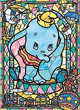 5D Diamond Painting Dumbo Flying Kit