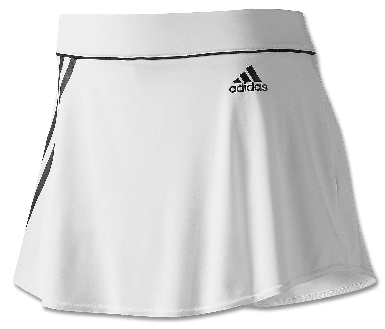 adidas Women's TS 3S Skort White/Black