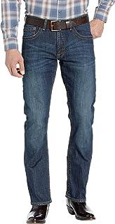 5f5c96bd Wrangler Men's Retro Relaxed Fit Boot Cut Jean at Amazon Men's ...