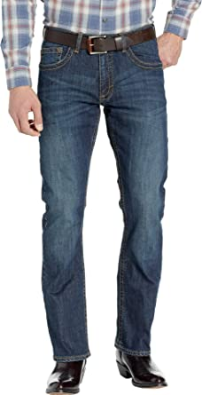 f785dbb6 Wrangler Men's 20x Vintage Boot Cut Jean at Amazon Men's Clothing store: