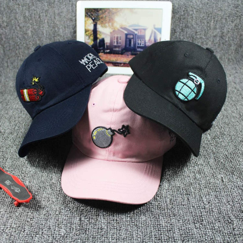 Wilbur Gold Fashion Men Women Baseball Cap Peaked Hat Hiphop Curved Stitchwork Adjustable Baseball Hat