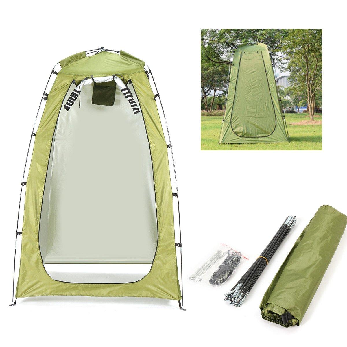 LaDicha Outdoor Portable Pop-Up Zelt Camping Dusche Badezimmer Privatsphäre Wc Umkleideraum
