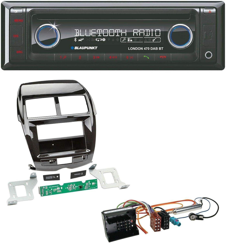 Blaupunkt London 470 DAB BT USB DAB MP3 CD Bluetooth Radio de ...