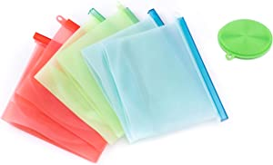 Sweepstakes: Silicone Food Storage Bags