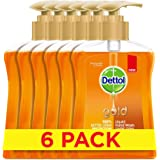 Dettol Gold Daily Clean Hand Wash - Pack of 6 Pcs (6 x 200ml)