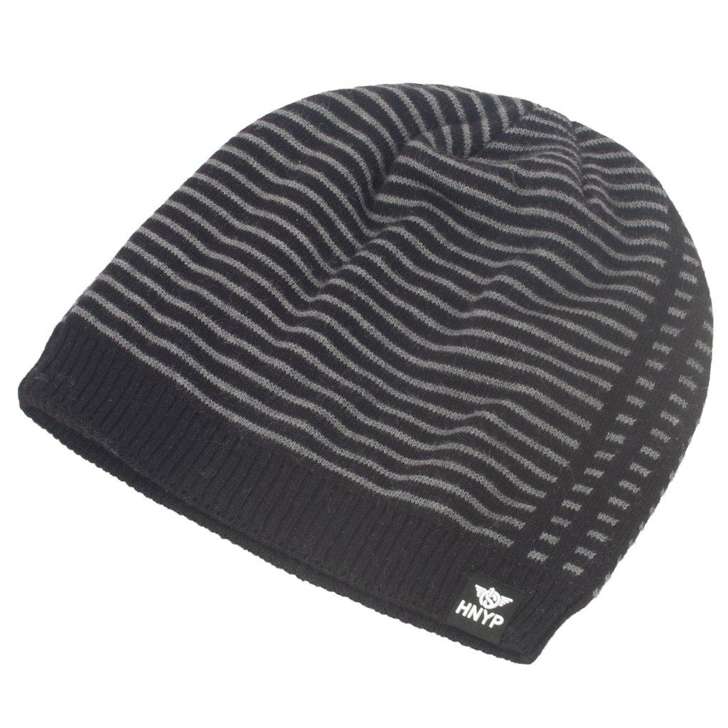 Janey Rubbins Sports Winter Soft Knit Beanie Hat Warm Fleece Lined Skull Ski  Cuff Stocking Cap (Black) at Amazon Men s Clothing store  db32f2c9056e