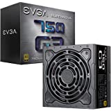 EVGA 220-G3-0750-X1 Super Nova 750 G3, 80 Plus Gold 750W, Fully Modular, Eco Mode with New HDB Fan, 10 Year Warranty…