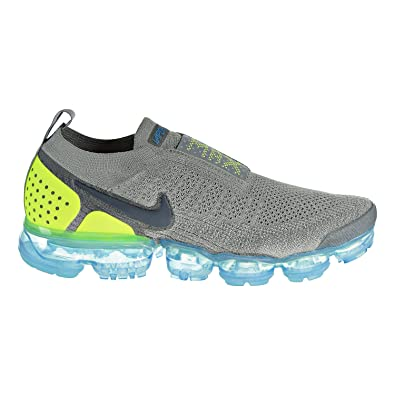 Nike Air Vapormax Flyknit Moc 2 Unisex Shoes Mica Green Volt-Neo Turquoise  ah7006 1f02b5e6e