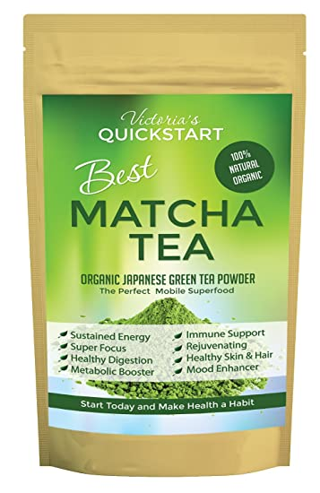 Amazon Com Best Matcha Tea Powder Fat Burner Flow State Energy