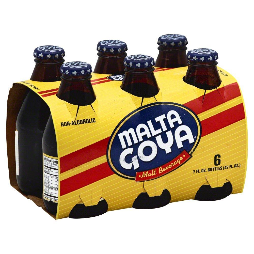 Goya Malta 7 Fl Oz (Pack of 6)