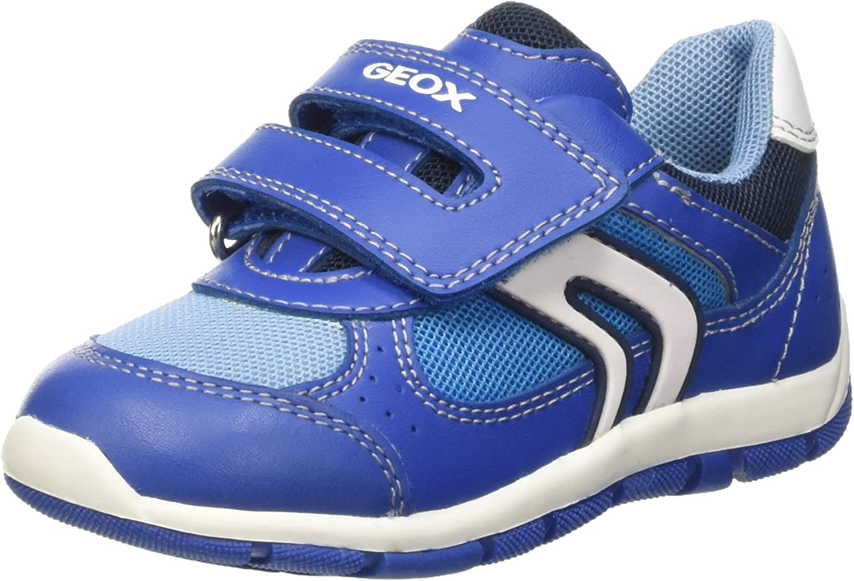 Geox B Shaax B, Scarpe Walking Baby Bambino