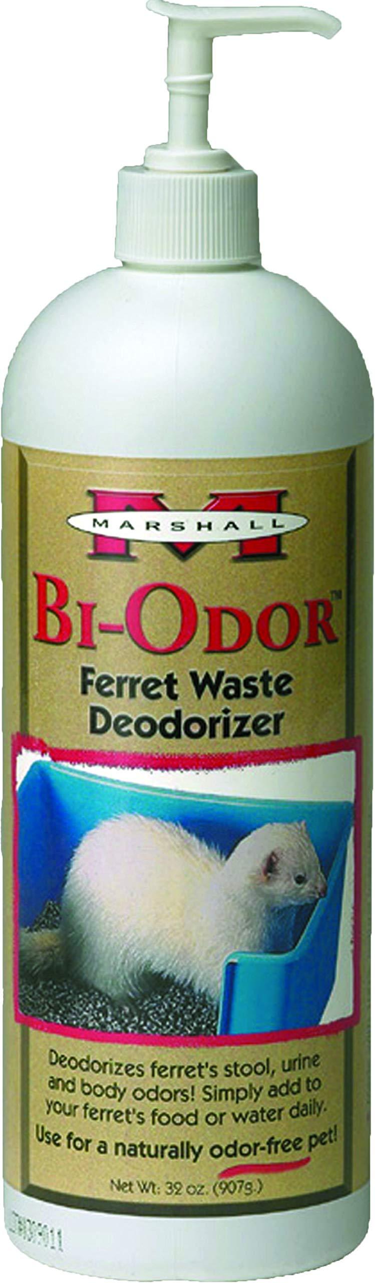 Bi-Odor Waste Deodorizer 32 Oz by Marshall Pet Products