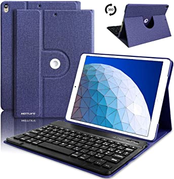 HOTLIFE Coque Clavier pour iPad Pro 10.5 20172019 Nuovo