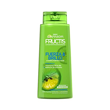 Garnier Fructis Champú por Fuerza y Brillo - 700 ml