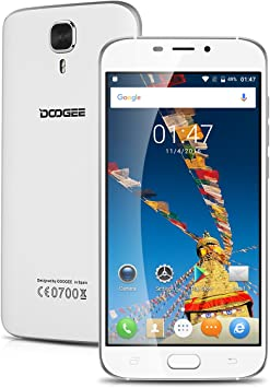 Doogee X9 Pro - 4G LTE Smartphone Libre Android 6.0 (Pantalla 5.5 ...