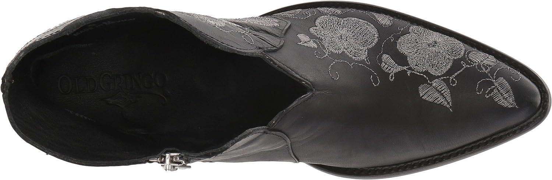 Old Gringo Womens Pansy II B078SZKW57 10 B(M) US|Black