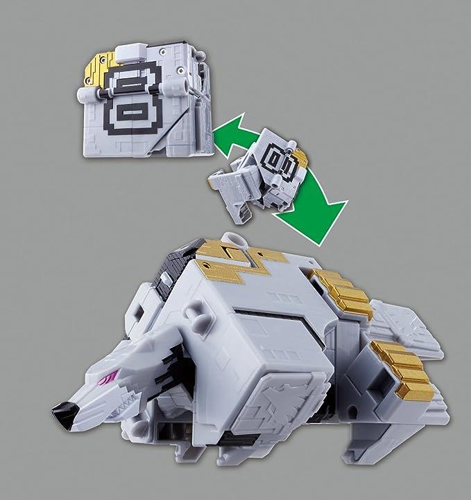 Zyuohger Zyuoh Cube 789 DX Tousai Zyuoh Set Power Ranger Doubutsu Sentai japan