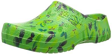 BIRKENSTOCK Unisex-Erwachsene Professional SUPER BIRKI Clogs, Grün (Apple Green), 40 EU