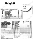 (200 Pcs) McIgIcM 2N2222 Transistor, 2N2222A