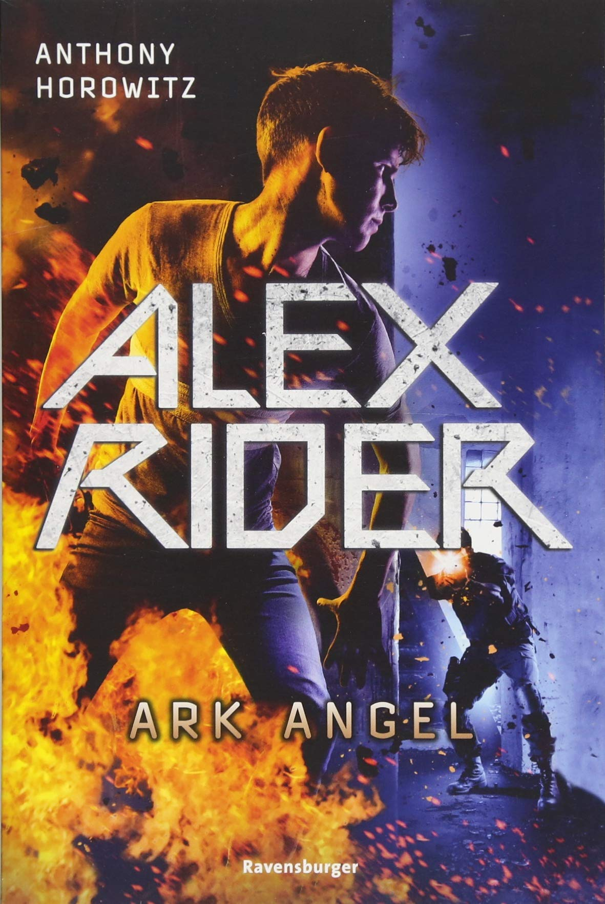 read alex rider ark angel online free