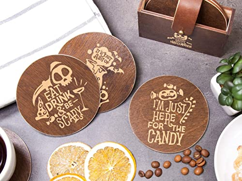 Wood Coasters,Housewarming Gift Wedding Gift Christmas Gift Coasters Custom Coasters Drink Coasters Coaster Set Farmhouse Table Decor