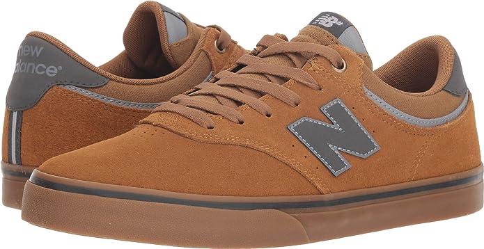 New Balance Numeric 255 Sneakers Skateschuhe Braun/Grau/Gummi