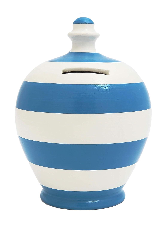 Terramundi D5 - Hucha, diseño de balón de fútbol, Color Azul y ...