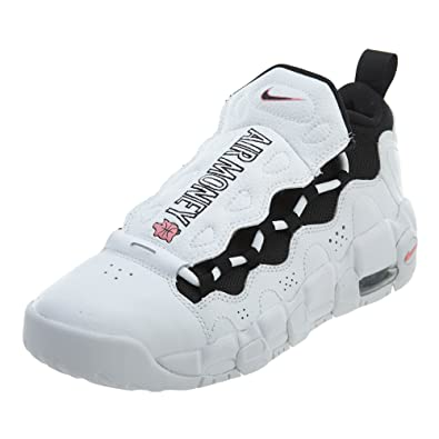 49272257f563 NIKE Air More Money (gs) Big Kids Ah5215-100 Size 6