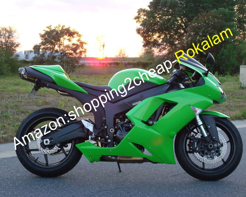 Hot Sales - Piezas de motocicleta para Kawasaki Ninja ZX6R ...