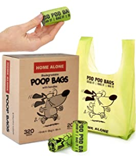 Amazon.com: Dispensador Earth Rated con bolsas para desechos ...