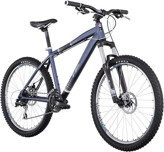 Amazon Com Diamondback Response Sport Mountain Bike 26 Inch Wheels Matte Blue X Large 22 Inch Sports Outdoors