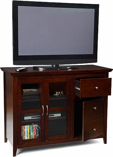 Convenience Concepts Sierra Highboy TV Stand, Espresso